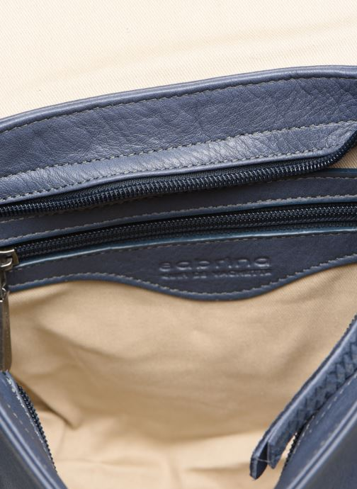Borse Sabrina Fleur Azzurro immagine posteriore