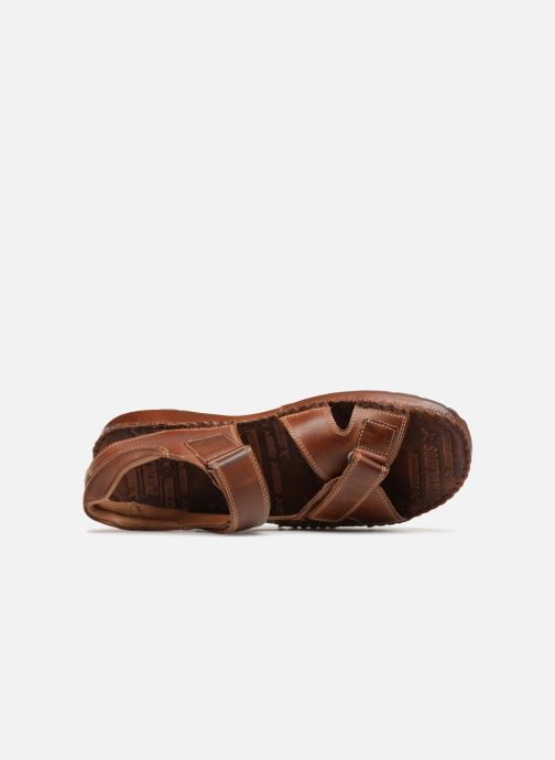 Sandales et nu-pieds Pikolinos Tarifa 06J-5818 Marron vue gauche