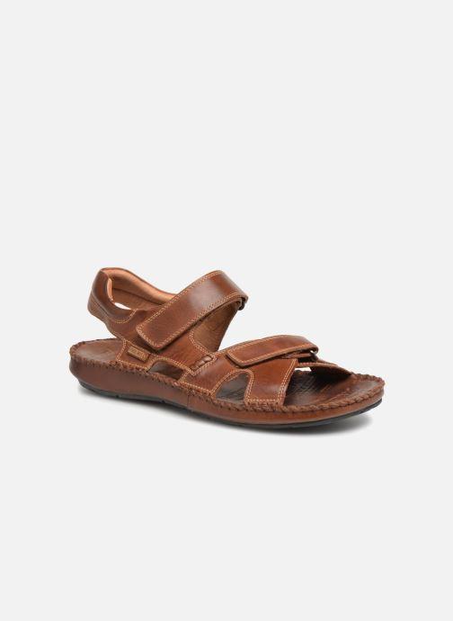 Sandales et nu-pieds Pikolinos Tarifa 06J-5818 Marron vue détail/paire