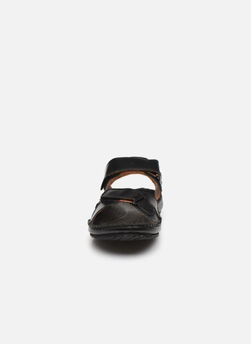 Sandales et nu-pieds Pikolinos Tarifa 06J-5818 Noir vue portées chaussures