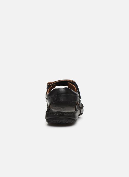 Sandales et nu-pieds Pikolinos Tarifa 06J-5818 Noir vue droite