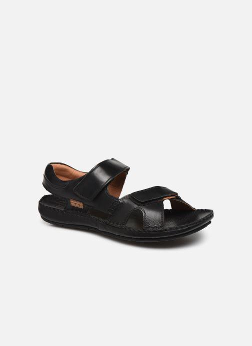 Sandales et nu-pieds Pikolinos Tarifa 06J-5818 Noir vue détail/paire