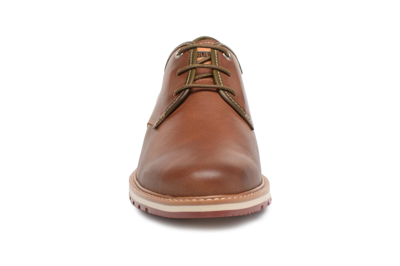 Chaussures à lacets Pikolinos BERNA M8J / 4224 cuero Marron vue portées chaussures