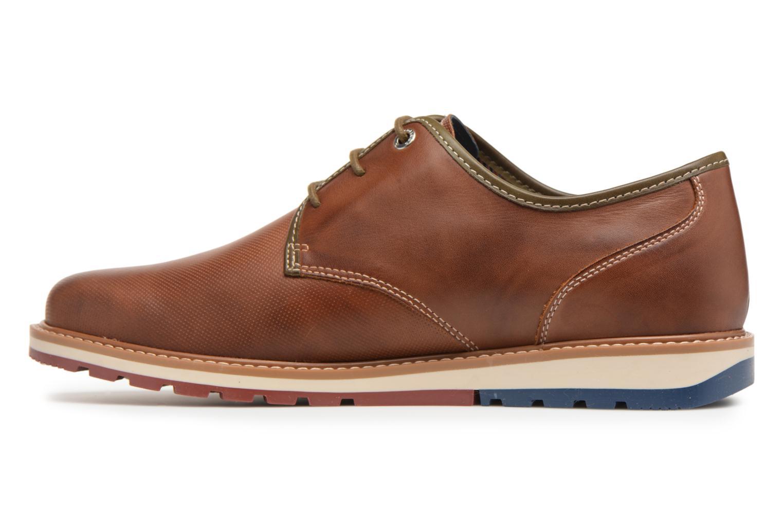 Chaussures à lacets Pikolinos BERNA M8J / 4224 cuero Marron vue face