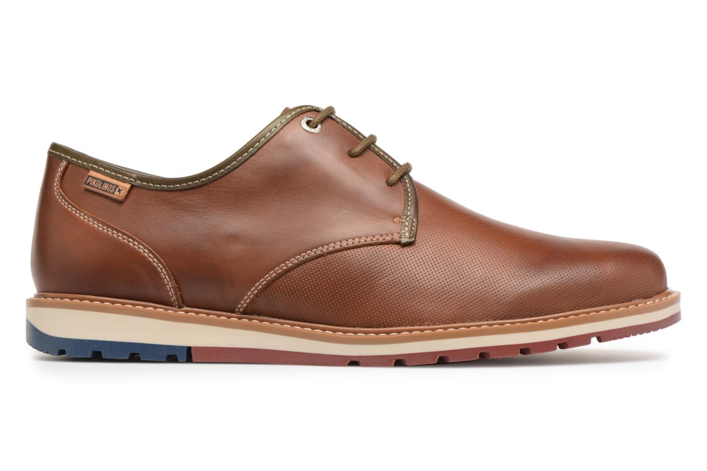 Chaussures à lacets Pikolinos BERNA M8J / 4224 cuero Marron vue derrière