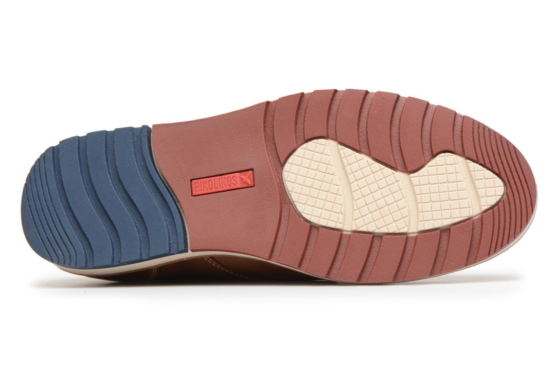 Chaussures à lacets Pikolinos BERNA M8J / 4224 cuero Marron vue haut