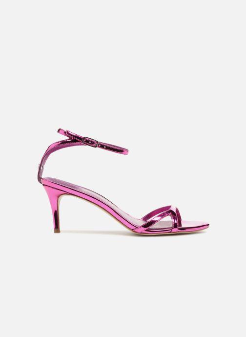 Sandals Guess NYALA Pink back view