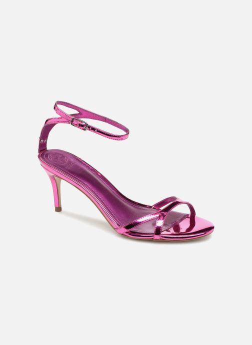 Sandales et nu-pieds Guess NYALA Rose vue détail/paire