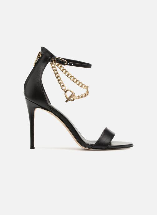 Sandales et nu-pieds Guess KONCETA Noir vue derrière