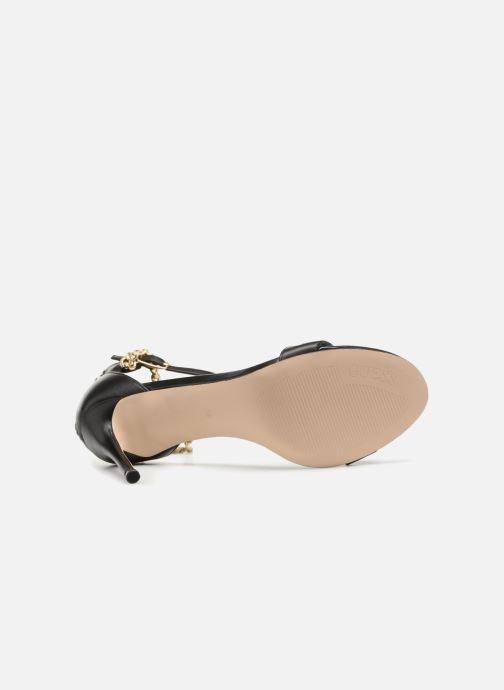 Sandales et nu-pieds Guess KONCETA Noir vue gauche
