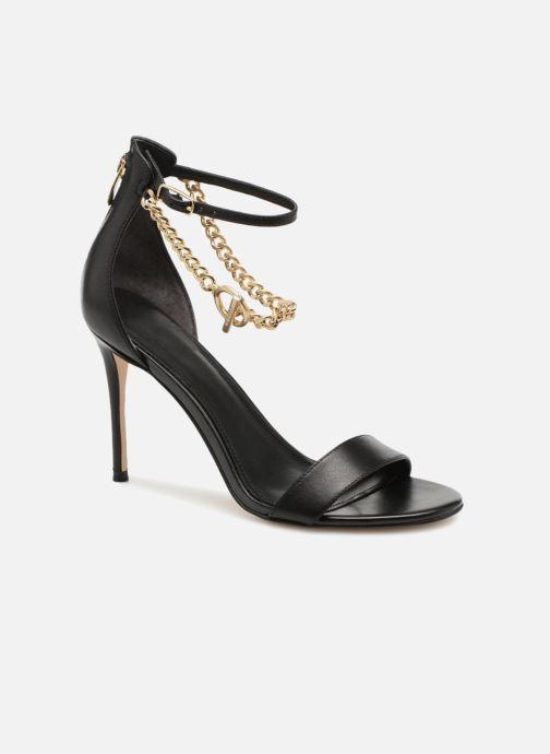 Sandales et nu-pieds Guess KONCETA Noir vue détail/paire