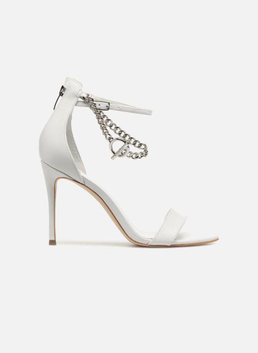 Sandales et nu-pieds Guess KONCETA Blanc vue derrière