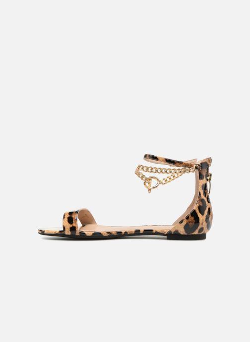 Sandales et nu-pieds Guess RONALDA3 Multicolore vue face