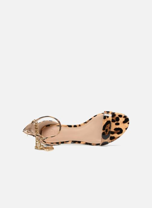 Sandales et nu-pieds Guess RONALDA3 Multicolore vue gauche