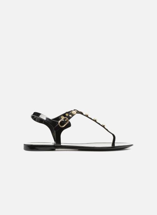 Sandales et nu-pieds Guess JANAYE Noir vue derrière