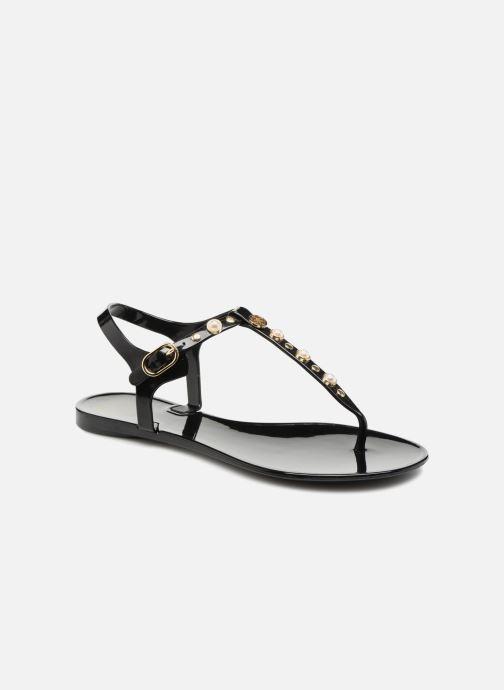 Sandales et nu-pieds Guess JANAYE Noir vue détail/paire