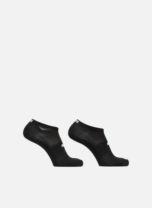 Chaussettes et collants Puma Socks PERFORMANCE TRAIN LIGHT LOT DE 2 Noir vue détail/paire