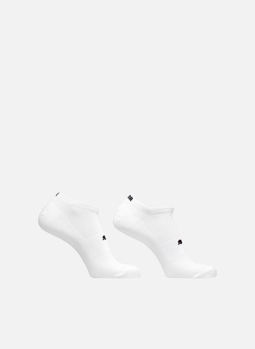 Chaussettes et collants Puma Socks PERFORMANCE TRAIN LIGHT LOT DE 2 Blanc vue détail/paire