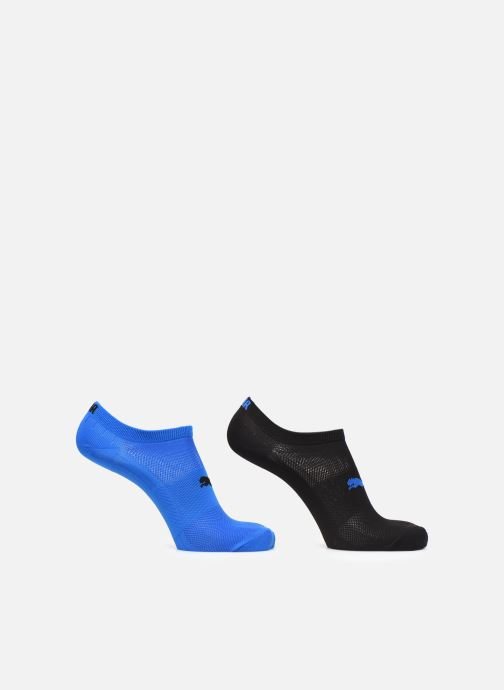 Chaussettes et collants Puma Socks PERFORMANCE TRAIN LIGHT LOT DE 2 Noir vue détail/paire