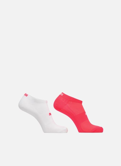 Sokken en panty's Puma Socks LIGHTWEIGHT SNEAKER LOT DE 2 Roze detail