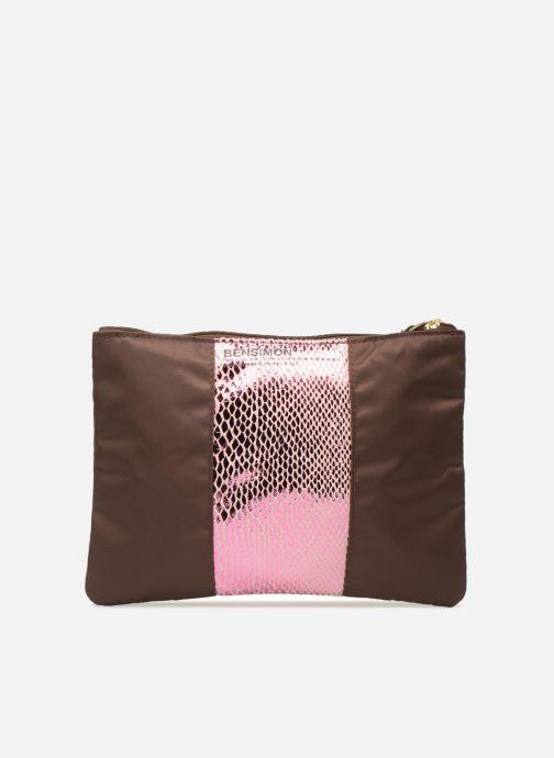 Bensimon Marron Rose Pocket Fancy 218 Zipped v80nNmw
