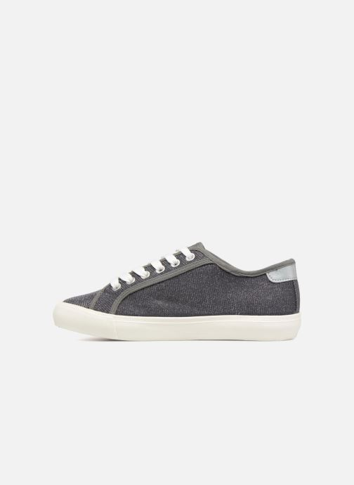 Baskets I Love Shoes Supala Gris vue face