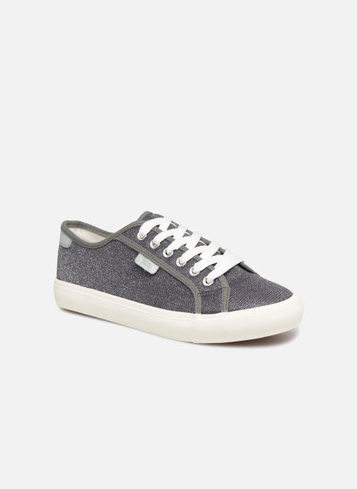 Baskets I Love Shoes Supala Gris vue détail/paire