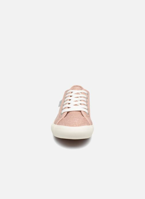 Trainers I Love Shoes Supala Pink model view