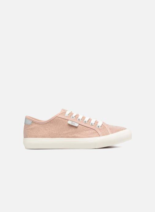 Baskets I Love Shoes Supala Rose vue derrière