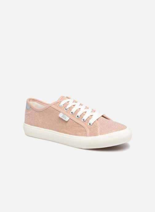 Baskets I Love Shoes Supala Rose vue détail/paire