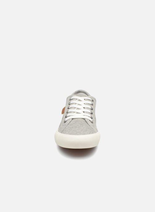 Baskets I Love Shoes Supalina Gris vue portées chaussures