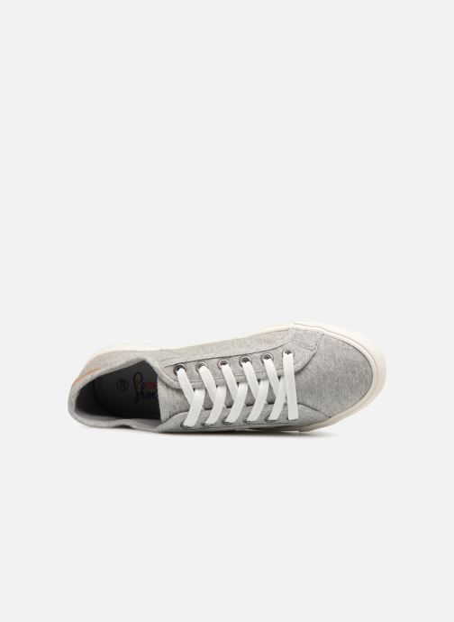 Trainers I Love Shoes Supalina Grey view from the left