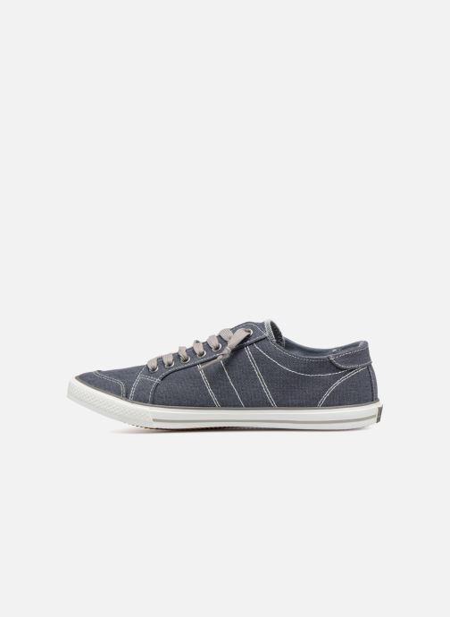 Deportivas I Love Shoes Surilo Azul vista de frente