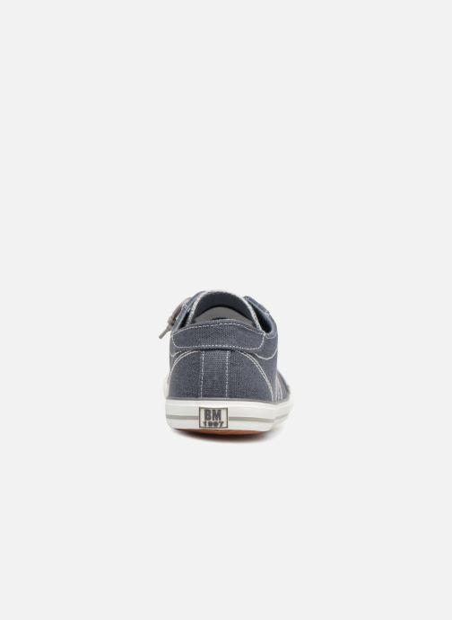 Sneakers I Love Shoes Surilo Azzurro immagine destra