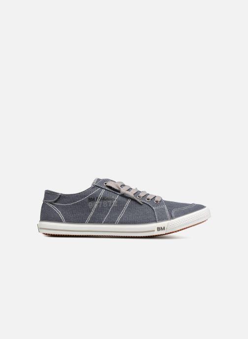 Deportivas I Love Shoes Surilo Azul vistra trasera