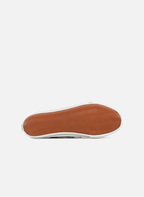 Baskets I Love Shoes Surilo Bleu vue haut