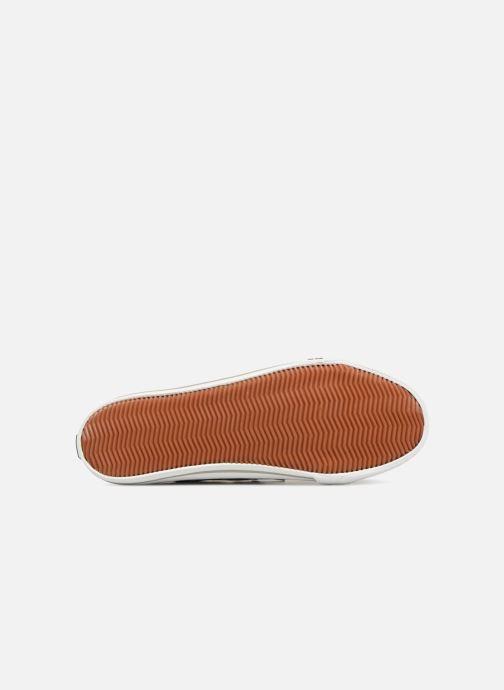 Deportivas I Love Shoes Surilo Azul vista de arriba