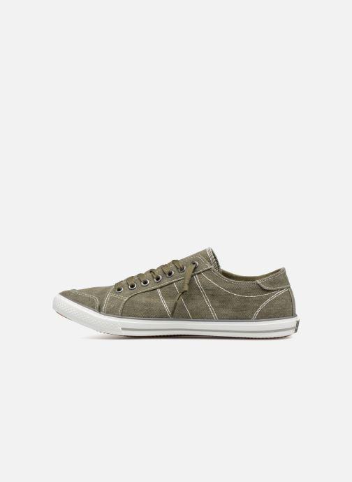 Baskets I Love Shoes Surilo Vert vue face