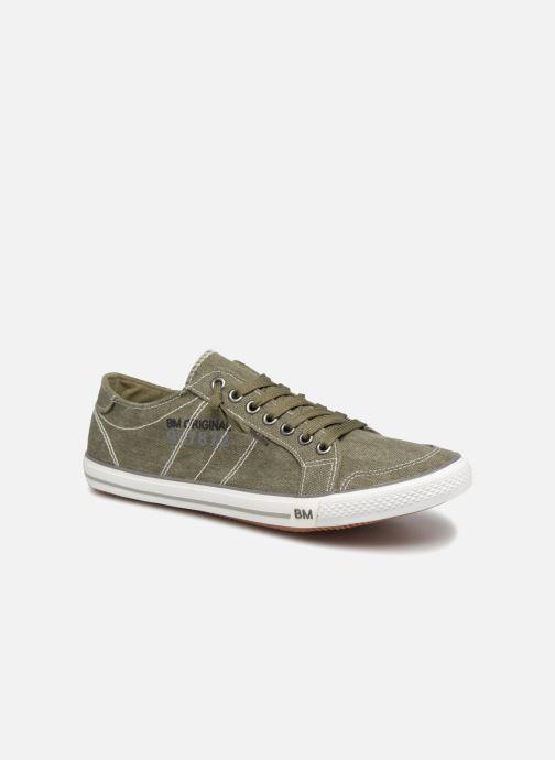 Baskets I Love Shoes Surilo Vert vue détail/paire