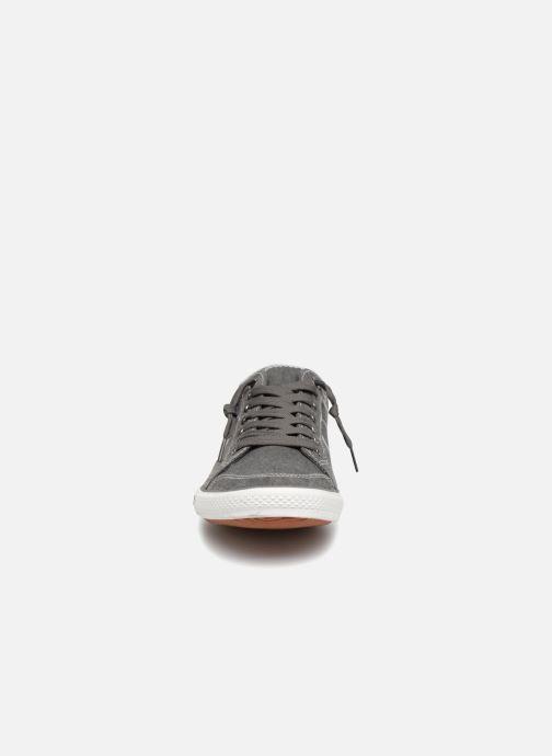 Baskets I Love Shoes Surilo Gris vue portées chaussures
