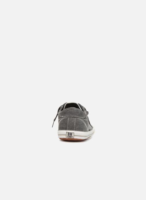 Deportivas I Love Shoes Surilo Gris vista lateral derecha
