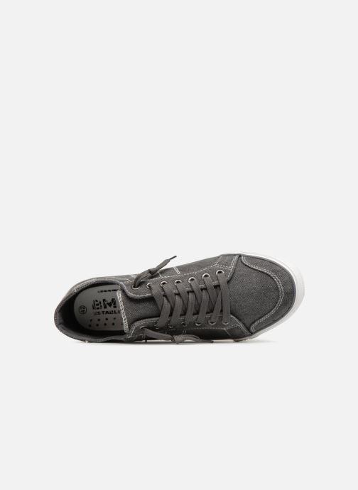 Deportivas I Love Shoes Surilo Gris vista lateral izquierda