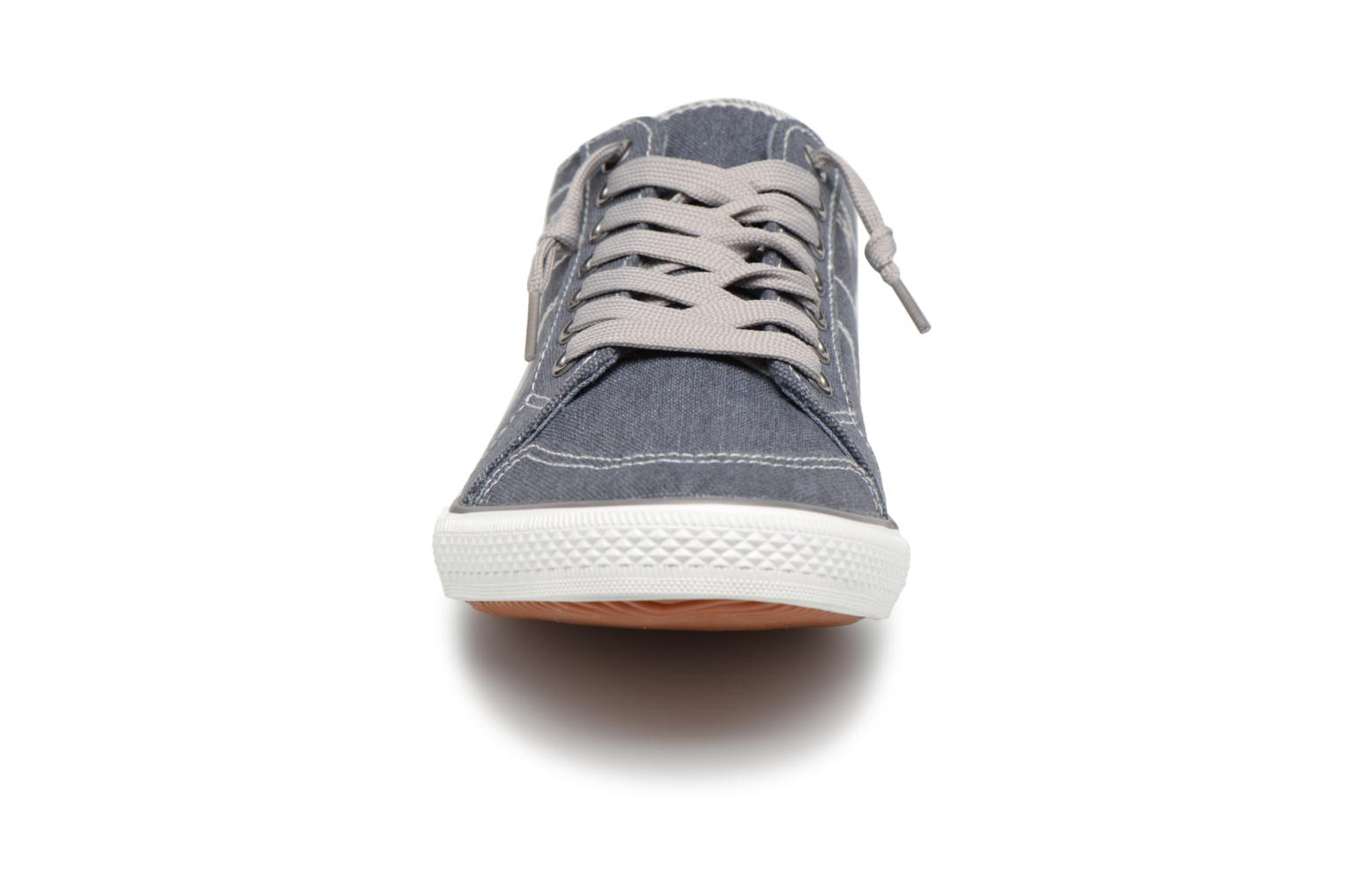 Sneakers I Love Shoes Surilo Blauw model