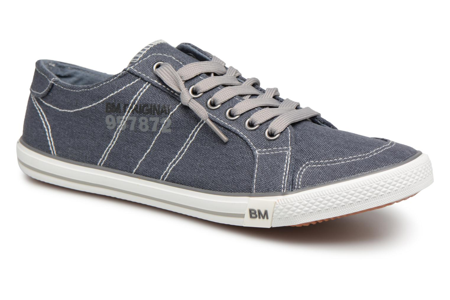 Sneakers I Love Shoes Surilo Blauw detail