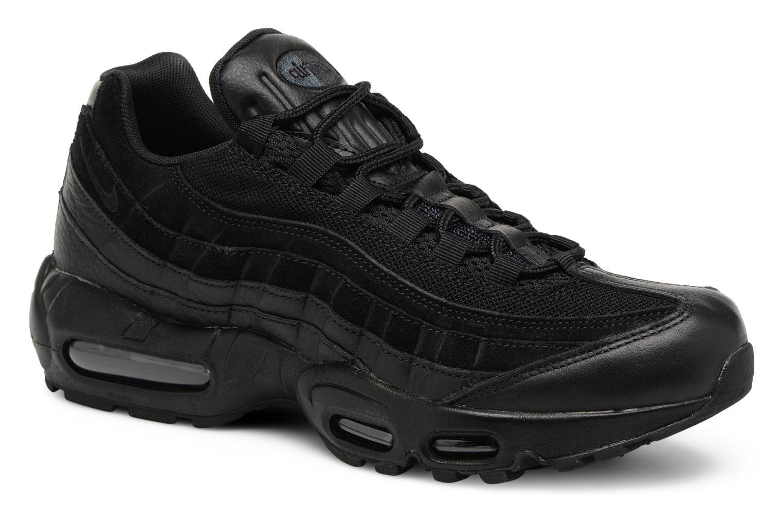 sale retailer 4a5c8 c6a53 ... top quality sneakers nike nike air max 95 prm svart detaljerad bild på  paret 3fc5c 2573b