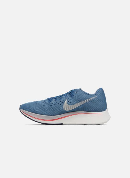 Sportschuhe Nike Nike Zoom Fly grau ansicht von vorne