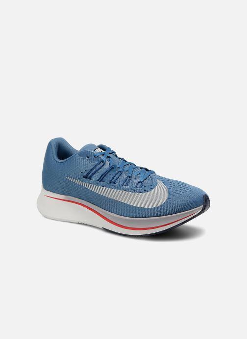 Sportschuhe Nike Nike Zoom Fly grau detaillierte ansicht/modell