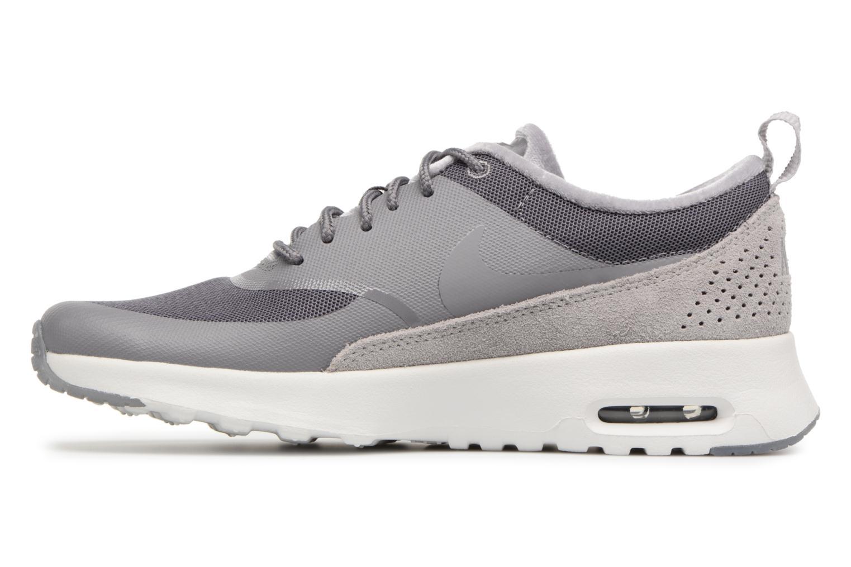 Sneaker Nike Wmns Nike Air Max Thea Lx grau ansicht von vorne