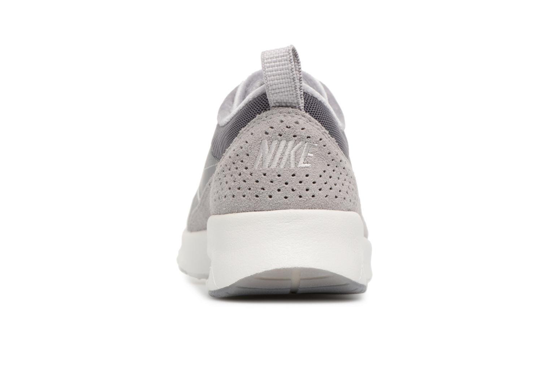 Sneaker Nike Wmns Nike Air Max Thea Lx grau ansicht von rechts