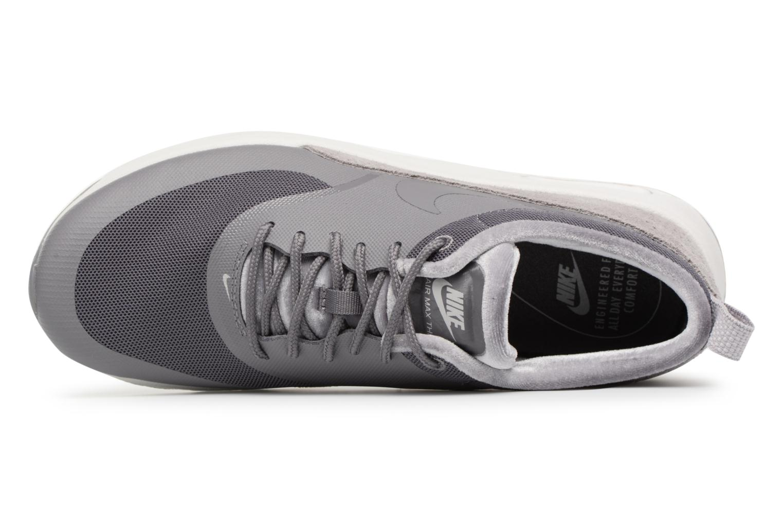 Sneaker Nike Wmns Nike Air Max Thea Lx grau ansicht von links